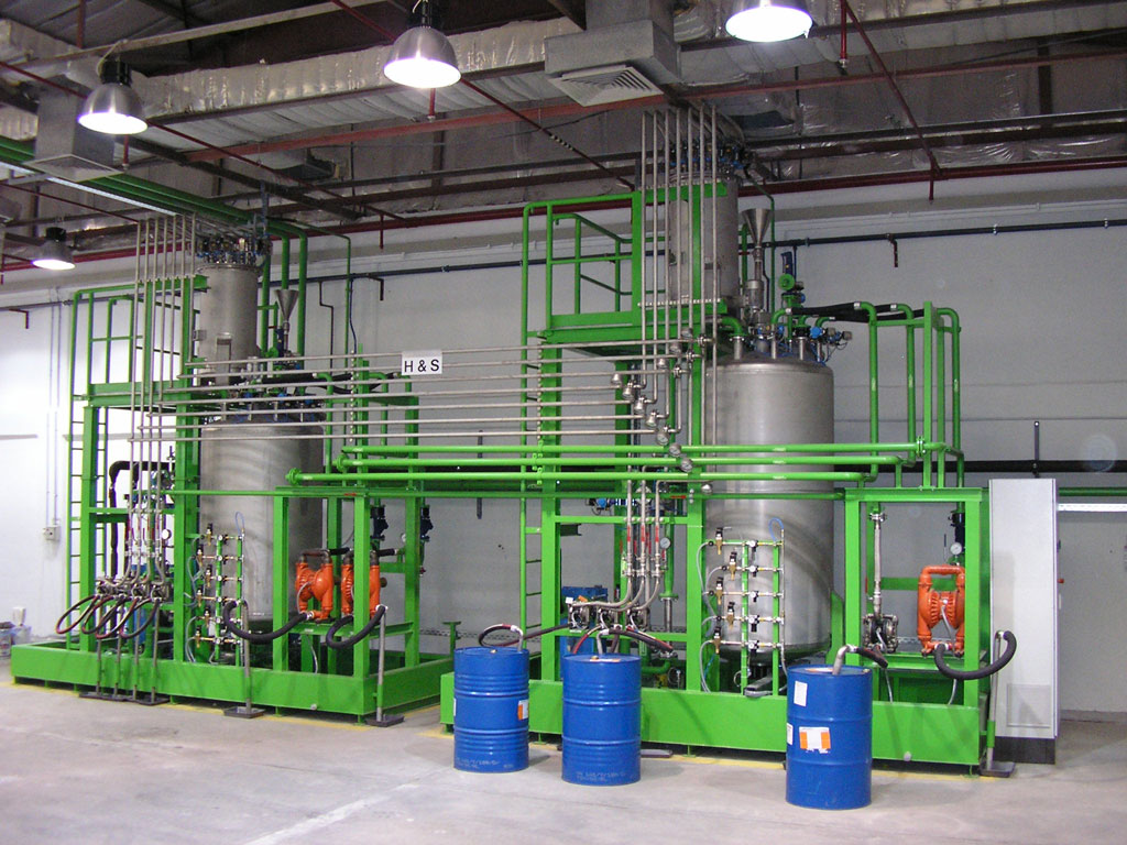 Blending Stations Hs Anlagentechnik Your Specialist For Pu Handling Wiring Diagram Free Download Visit The Gallery